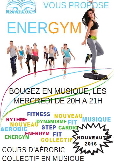 Flyer Energym 2016