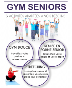 Flyer Gym Sénior 2016